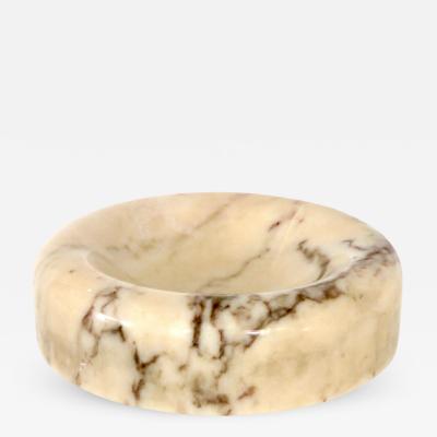 Roberto Arioli Italian Monumental Marble Centerpiece by Roberto Arioli for Gabbianelli