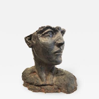 Roberto Cortazar Bust Of A Woman