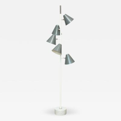 Roberto Giulio Rida 5 Light Floor Lamp by Roberto Giulio Rida