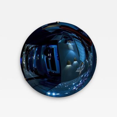 Roberto Giulio Rida Coppa Blu Concave mirror Roberto Giulio Rida
