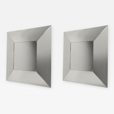 Roberto Giulio Rida N10759 Pair of Mirrors by Roberto Rida b 1943 Italy 2016