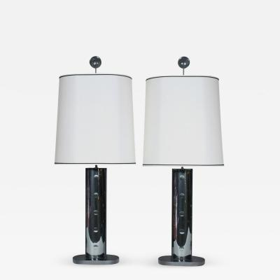 Roberto Giulio Rida PAIR OF TABLE LAMPS BY ROBERTO GIULIO RIDA