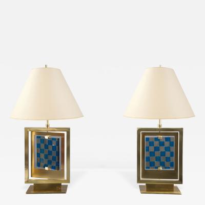 Roberto Giulio Rida Pair of Lamps