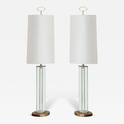 Roberto Giulio Rida Pair of Table Lamps Designed By Roberto Giulio Rida Made in Italy