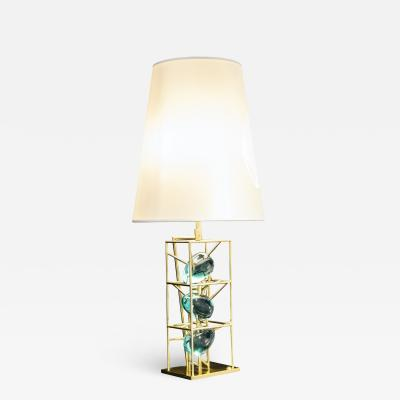 Roberto Giulio Rida Pair of lamps Uova Roberto Giulio Rida