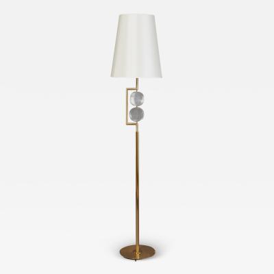 Roberto Giulio Rida Roberto Rida Bottoni Floor Lamp Italy 2018