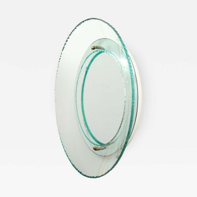 Roberto Giulio Rida Round Mirror by Roberto Giulio Rida 2016 Italy