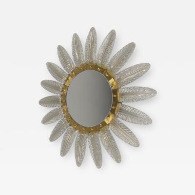 Roberto Giulio Rida Sunburst Mirror by Roberto Rida Italy 2018
