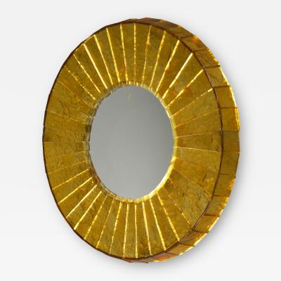 Roberto Rida Pair of Mirrors by Roberto Rida b 1943 Italy 2016