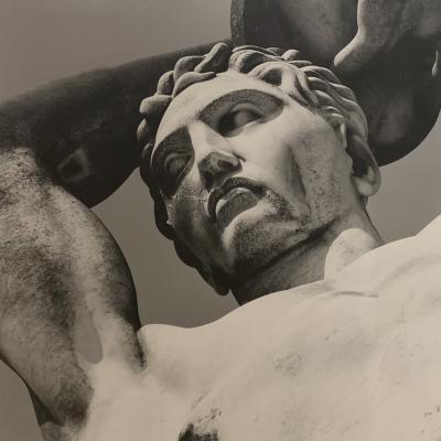 Roberto Schezen Marble Stadium Athlete Rome