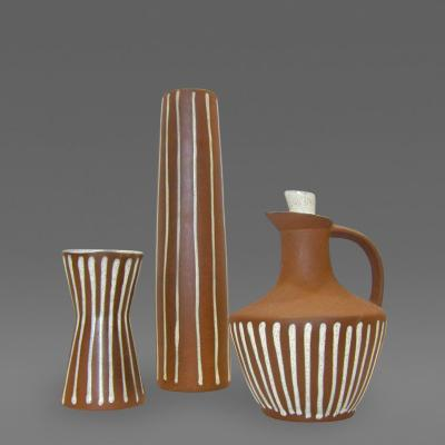 Roche Pottery Collection