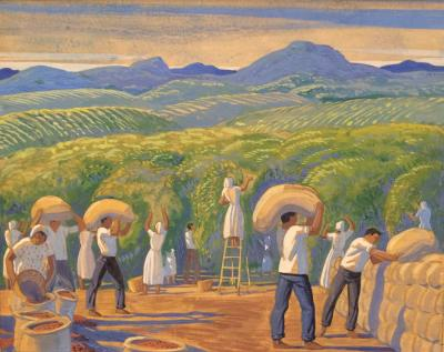 Rockwell Kent Plantation in S o Paulo