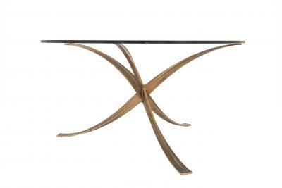 Roger Bruny Sculptural centre table