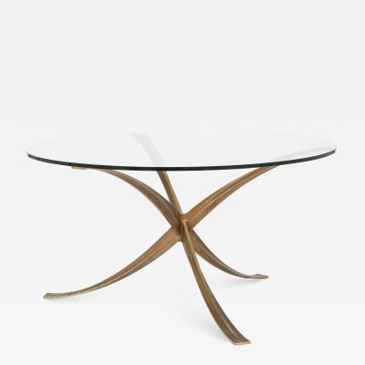 Roger Bruny Sculptural centre table