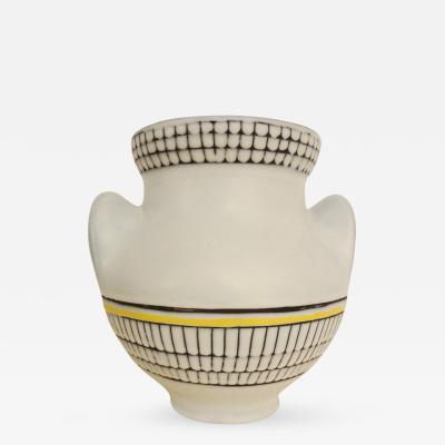 Roger Capron Ceramic Ears Vase by Roger Capron 1958