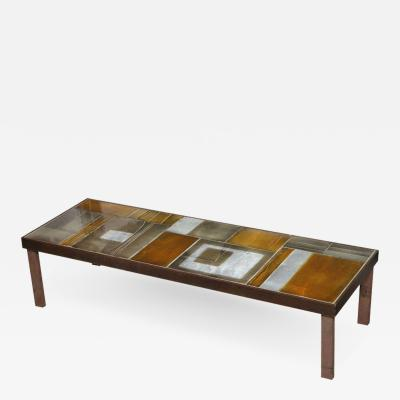 Roger Capron Coffee Table by Roger Capron