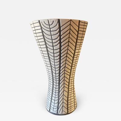 Roger Capron Diabolo Ceramic Vase