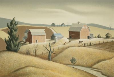 Roger Medearis Missouri Farm 1970