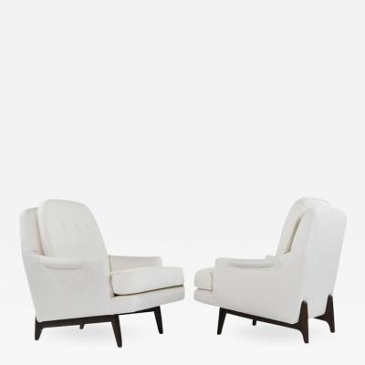 Roger Sprunger Roger Sprunger for Dunbar Lounge Chairs