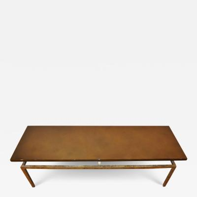 Roger Thibier Coffee table by Roger THIBIER 1970s