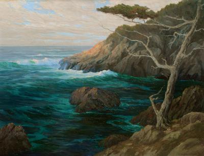 Roi Clarkson Colman Carmel Coast 1923