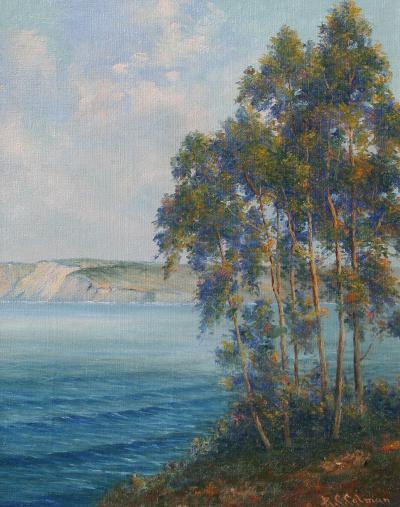 Roi Clarkson Colman Coastal Eucalyptus La Jolla