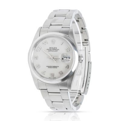 Rolex Datejust 16200 Men s Watch in Stainless Steel