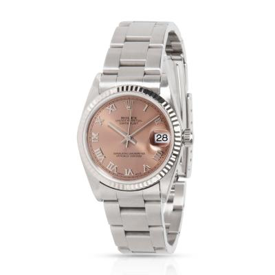 Rolex Datejust 78274 Unisex Watch in 18kt Stainless Steel White Gold