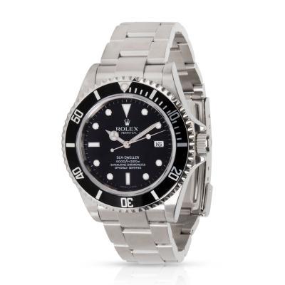 Rolex Seadweller 16600 Men s Watch in Stainless Steel