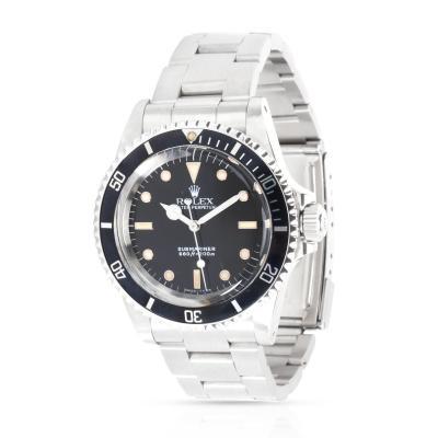 Rolex Submariner 5513 Men s Watch in Stainless Steel