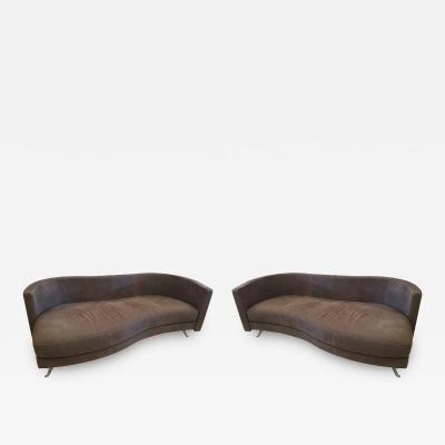 Rolf Benz Pair of Sofas by Rolf Benz