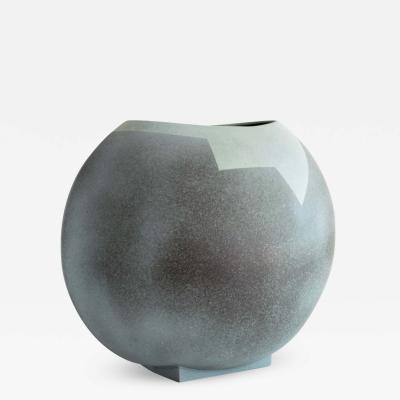 Rolf Sinnemark Rolf Sinnemark Large Post Modern Vase for R rstrand Sweden