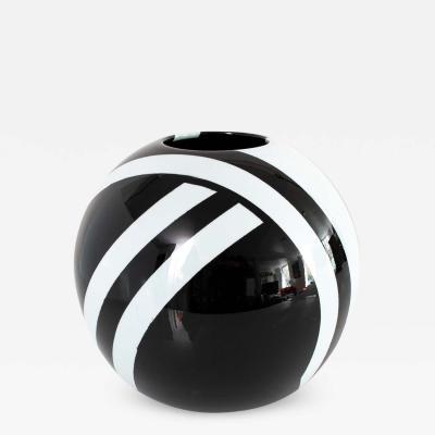 Rolf Sinnemark Rolf Sinnemark Post Modern Globe Vase for R rstrand Sweden