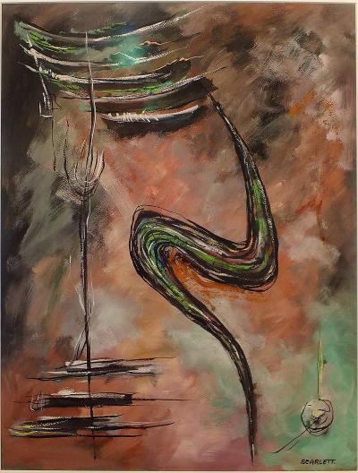 Rolph Scarlett Untitled Surrealist