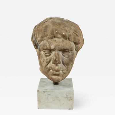 Roman Empire Marble Bust