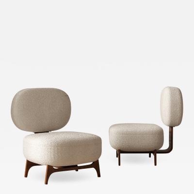 Roman Plyus Bun chair
