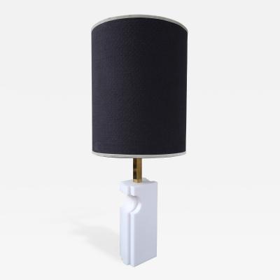 Romeo Rega A Table Lamp attributed to Romeo Rega Italy 1960
