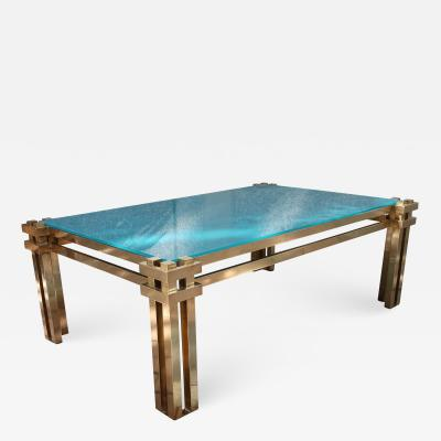 Romeo Rega A coffee table by Romeo Rega Italy 70
