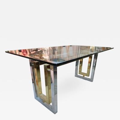 Romeo Rega A dining table by Romeo Mega Italy 70
