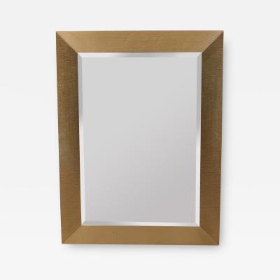 Romeo Rega Modernist Wall Mirror
