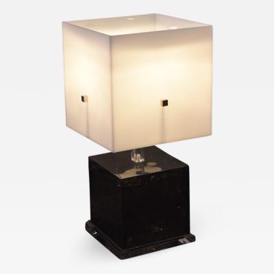 Romeo Rega Table Lamp in the Manner of Romeo Rega