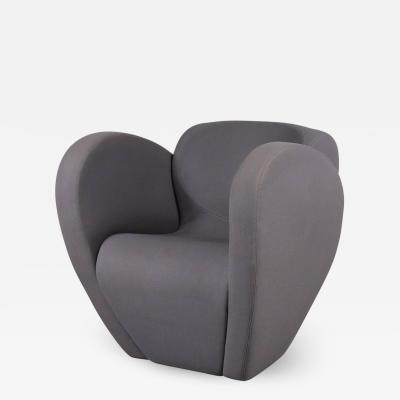 Ron Arad Lounge Chair by Ron Arad for Moroso Italy 1991