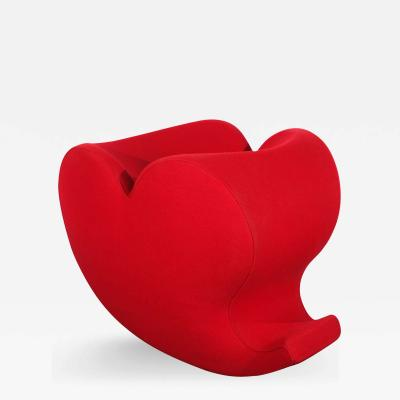 Ron Arad Lovely Soft Heart Rocking Chair