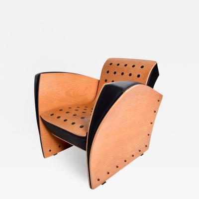 Ron Arad Ron Arad Fauteuil Crust Rare Arm Chair Contemporary Modern