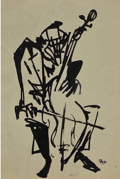 Ron Blumberg Cellist Solo