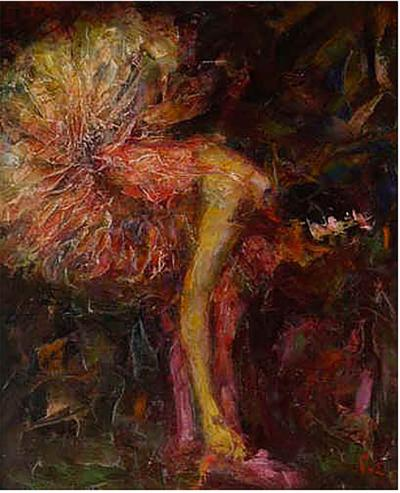 Ron Blumberg The Ballerina