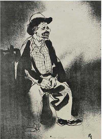 Ron Blumberg The Clown