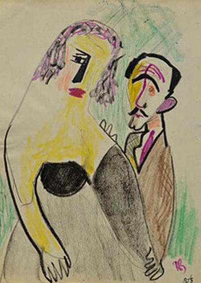 Ron Blumberg The Happy Couple