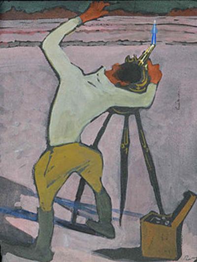 Ron Blumberg The Surveyor