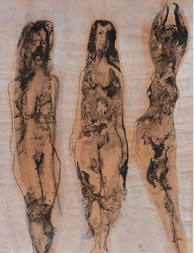 Ron Blumberg Three Graces